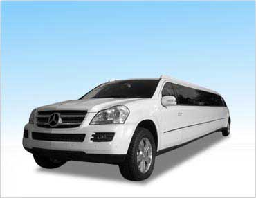Mercedes GL Limo Services Oakland