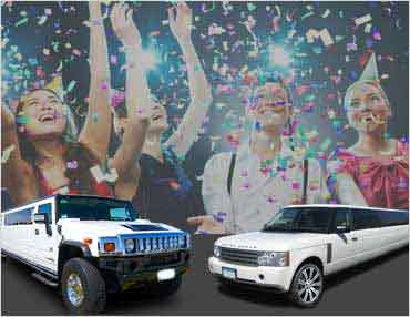 Birthday Party Limo & Party Bus Rentals Oakland