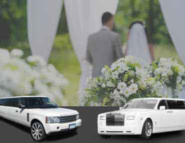 Wedding Limo Service in Oakland