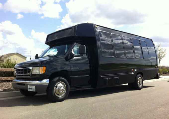 16-20 Passenger Party Buses Oakland