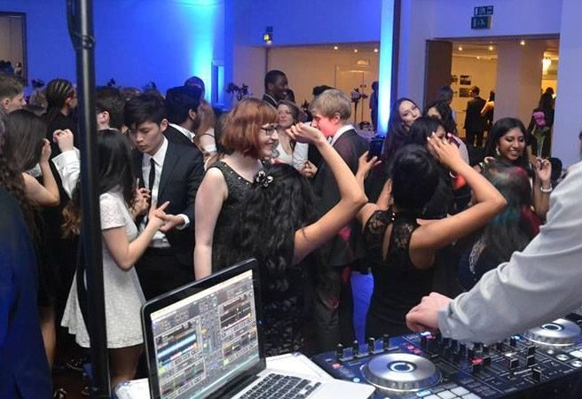 Corporate DJ Services in Oakland