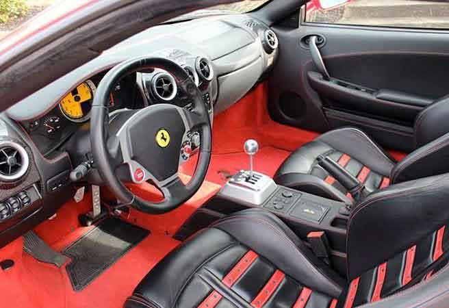 Ferrari F430 Oakland