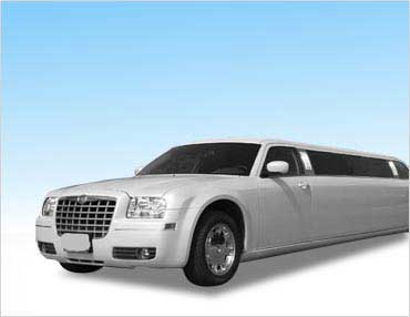 Chrysler 300C Stretch Limo Oakland
