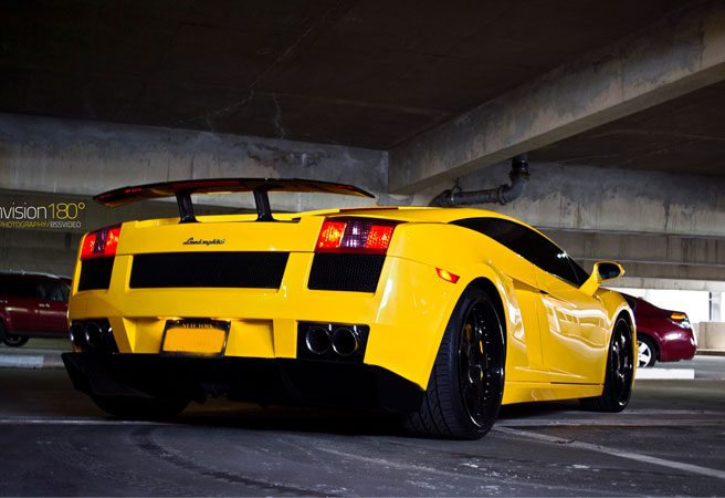 Lamborghini Huracán Oakland