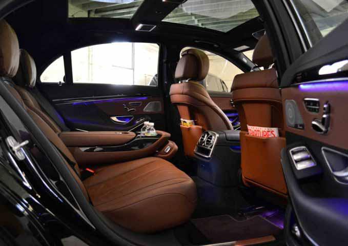 Mercedes Benz S550 Oakland