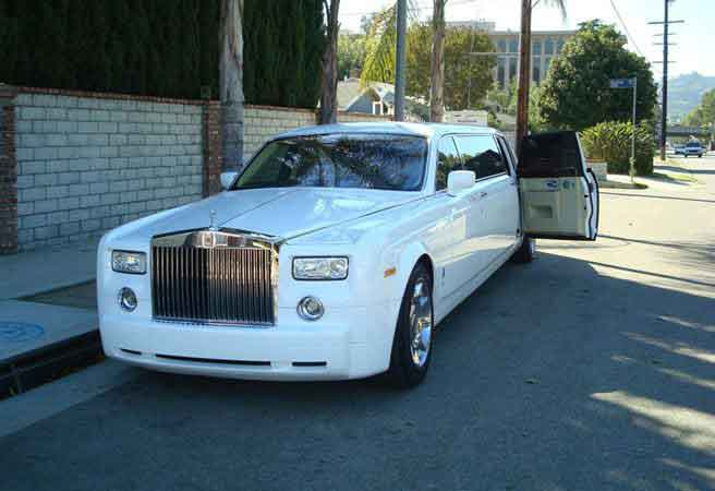 Rolls Limo Oakland