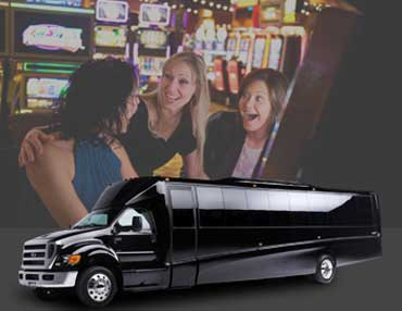 Casino Charter Bus Tours Oakland