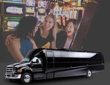Casino Charter Bus Tours Oakland