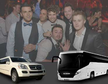Bachelor Party Limo & Party Bus Oakland