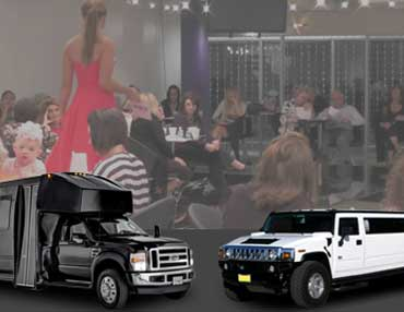 Prom Limo & Party Bus Rentals for Oakland