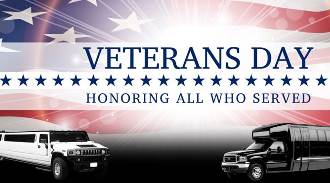 veterans-day-celebrations-limo-service-oakland